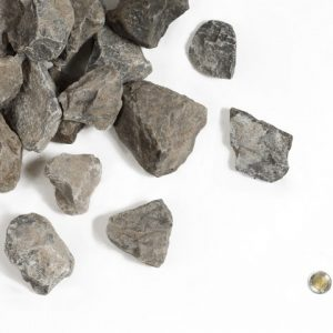 "4""-6"" Light Grey Limestone"