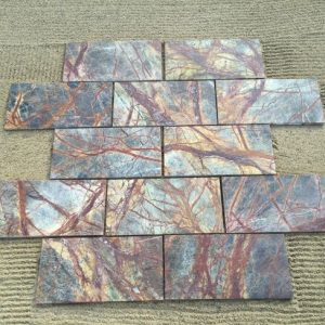 "Autum Brown Polished Tile 12""x24"""