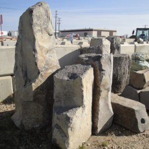 Basalt Columns -Large