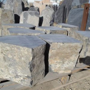 Basalt Pedestals