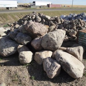 Fieldstone Boulders Large