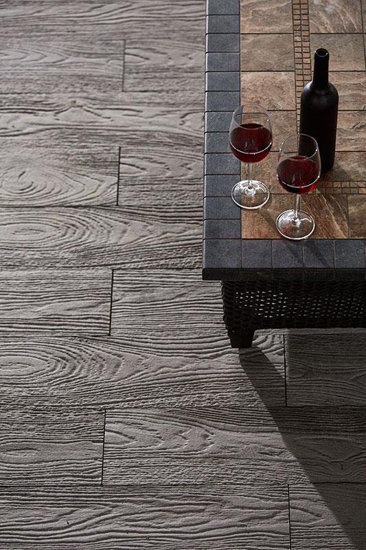 Arborwood Patio - Timber Wolf Grey