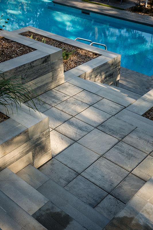 Lexington Tile /w Architextures wall