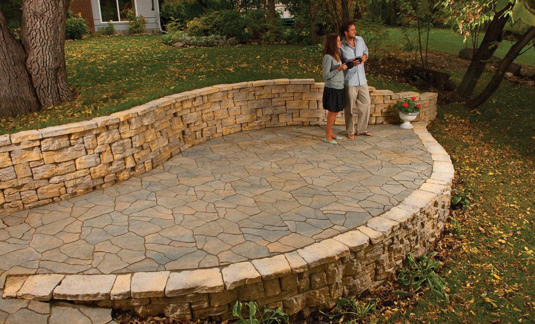Paving Stone / Patio