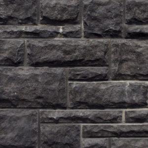 Black Castle Rock Cut Stone