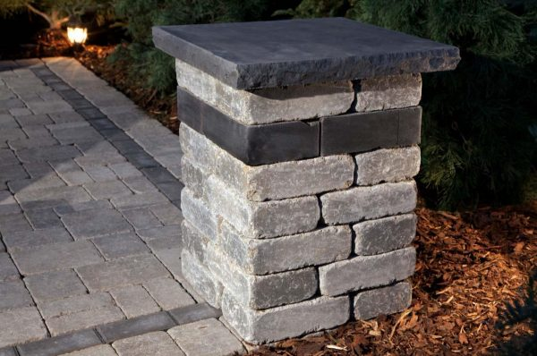 stone oasis Pillar Kit