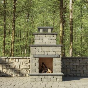 stone oasis compact fireplace