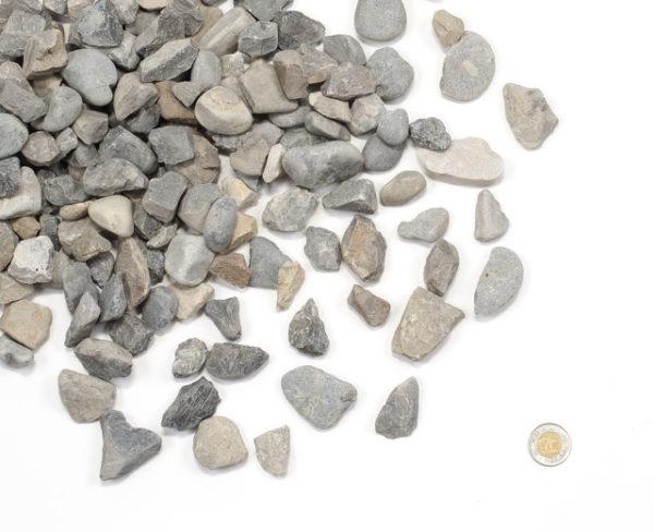 """decorative gravel - Pacific Limestone 2"""""""