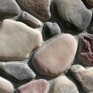Teton Rocky Mountain River Rock