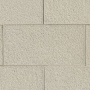 Bisque Craft Flamed Rectangle